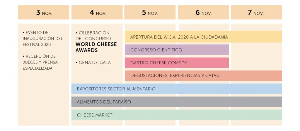 international cheese festival